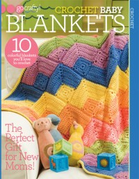 Go Crafty! Crocheted Baby Blankets