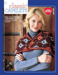 Red Heart Classic Capelets