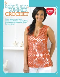 Red Heart Light & Airy Summer Crochet